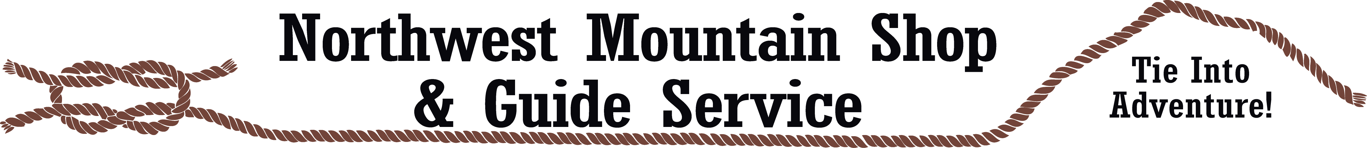 Northwest Mountain Shop & Guide Service |Climbing Mt Baker, Climb Mount Shuksan, Mt Rainier, Eldorado Peak,  Sahale Peak, and Mt Olympus Logo