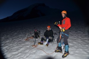 climbing mt baker groups